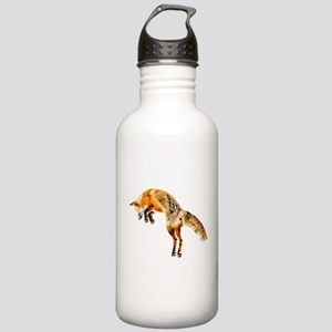 Leaping Fox Stainless Water Bottle 1.0L