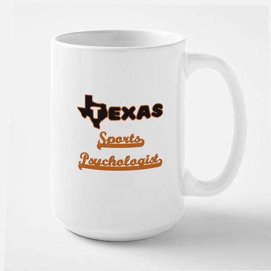 Texas Sports Psychologist Mugs