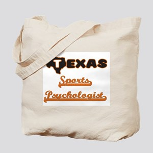Texas Sports Psychologist Tote Bag
