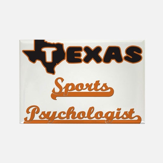Texas Sports Psychologist Magnets