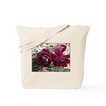 Burgundy Rose Meaning Tote Bag