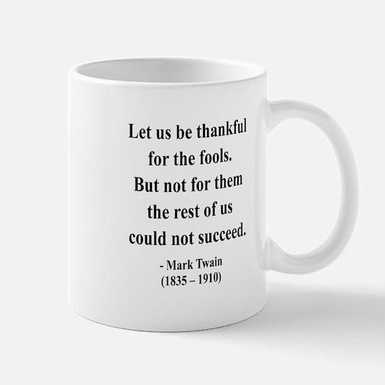 Mark Twain 17 Mug