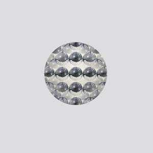 disco ball Mini Button