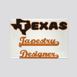 Texas Tapestry Designer Magnets