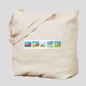A Wool Sweater Tote Bag