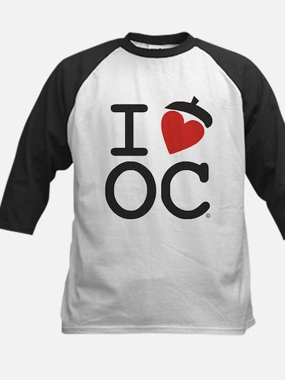 I Heart Oak Cliff Baseball Jersey