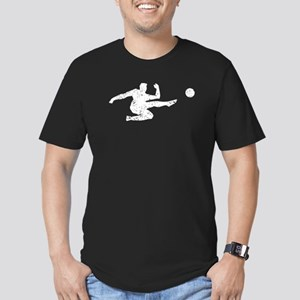 Vintage Soccer Player T-Shirt