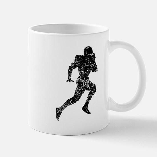 Vintage Running Back Mugs