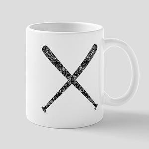 Vintage Baseball Bats Mugs