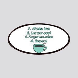 Tea Lover Humor Patch