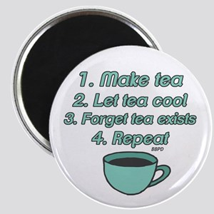 Tea Lover Humor Magnets