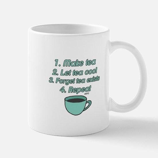 Tea Lover Humor Mugs