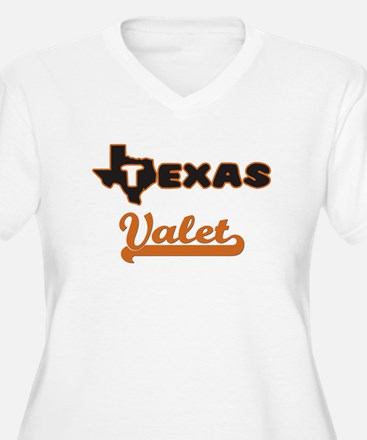 Texas Valet Plus Size T-Shirt