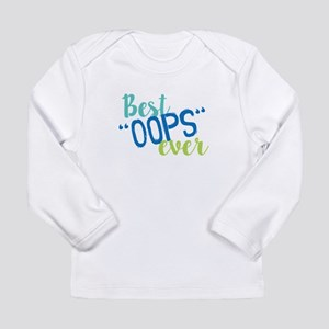 Best Oops Ever Boys Long Sleeve T-Shirt