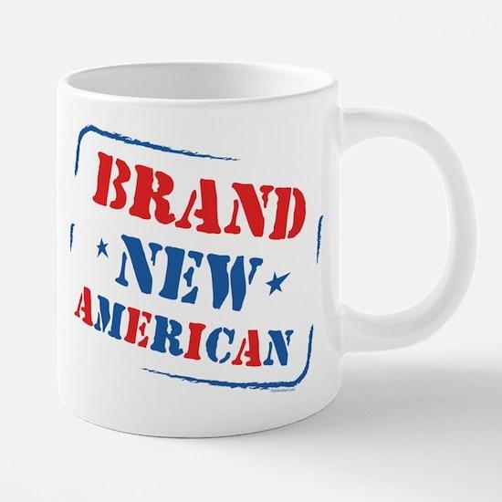 Brand New American Mugs
