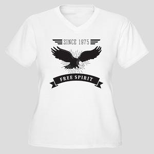 Birthday Born 197 Women's Plus Size V-Neck T-Shirt