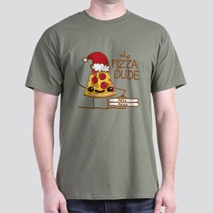Christmas Pizza T-Shirt