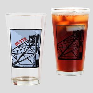 Butte 1 Drinking Glass