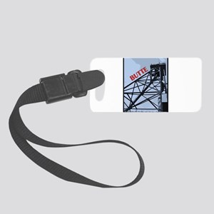 Butte 1 Luggage Tag
