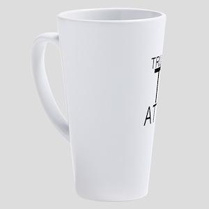 Trust Me, I'm A Tax Attorney 17 oz Latte Mug