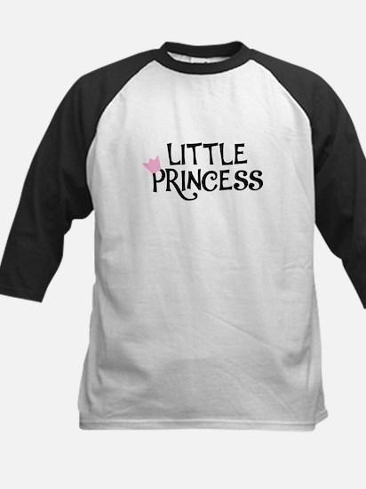 Little Princess Baseball Jersey