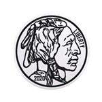Buffalo Nickel 3.5