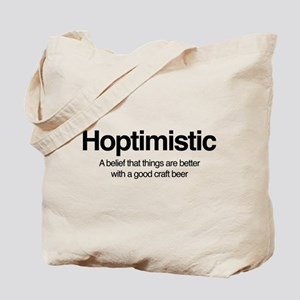 Hoptimistic Tote Bag
