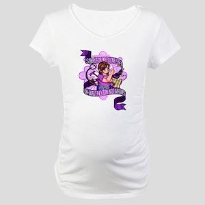 Not Sorry Maternity T-Shirt