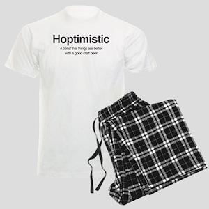 Hoptimistic Men's Light Pajamas