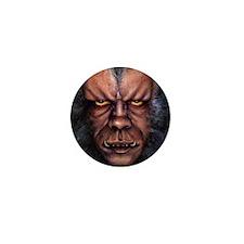 Werewolf Curse Mini Button