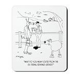 Goat Cartoon 9251 Mousepad