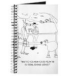 Goat Cartoon 9251 Journal