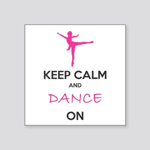 Dancer Gifts Sticker