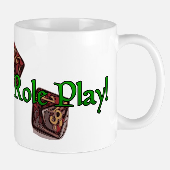 Let's Role Play! Mugs