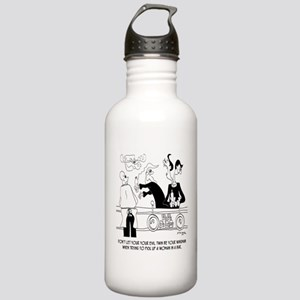 Dating Cartoon 9254 Stainless Water Bottle 1.0L