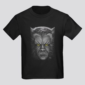 Werewolf Curse Kids Dark T-Shirt