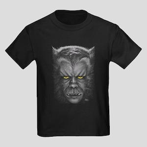Werewolf Curse Kids Dark T-Shirt