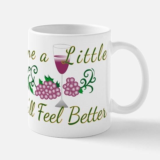 Wine A Little Mugs
