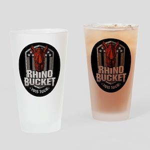 Rhino Bucket 2015 Drinking Glass