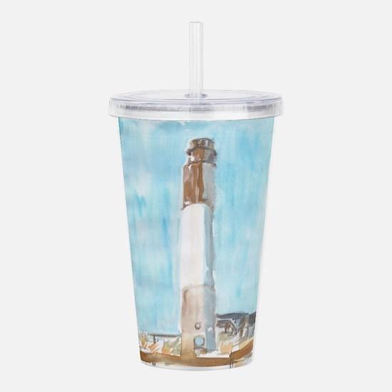 Oak Island Lighthouse Acrylic Double-wall Tumbler