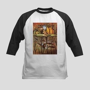Vintage Thumbelina Fairy Tale Baseball Jersey