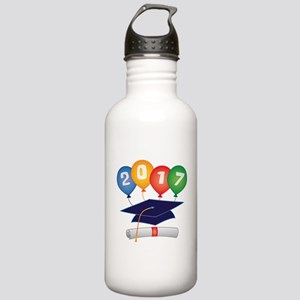 2017 Grad Stainless Water Bottle 1.0L