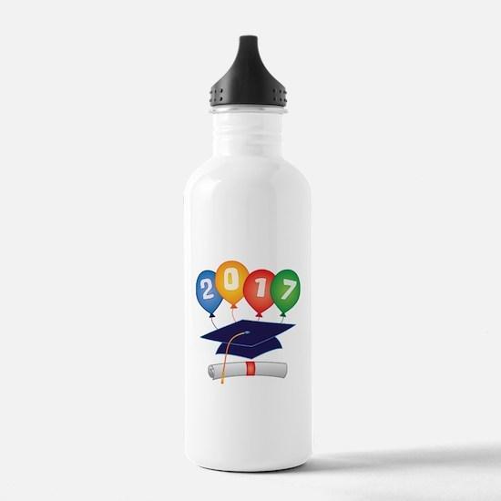 2017 Grad Water Bottle