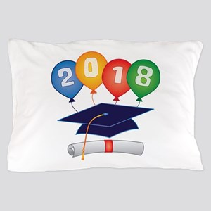 2018 Grad Pillow Case