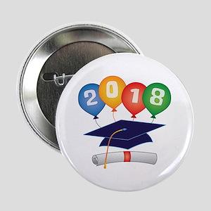 """2018 Grad 2.25"""" Button"""