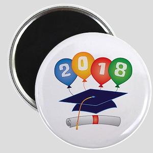 2018 Grad Magnet