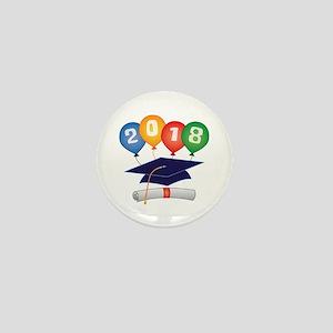 2018 Grad Mini Button