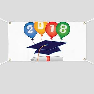 2018 Grad Banner