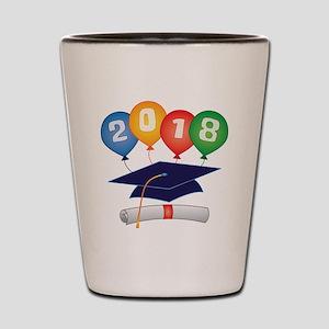 2018 Grad Shot Glass
