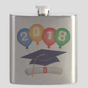 2018 Grad Flask